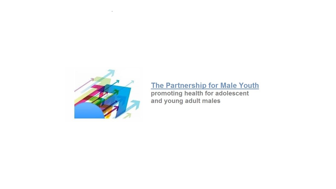 The Partnership for Male Youth logo