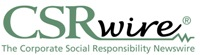 CSRwire Weekly News Alert logo