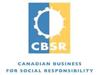 Canadian Business for Social Responsibility logo