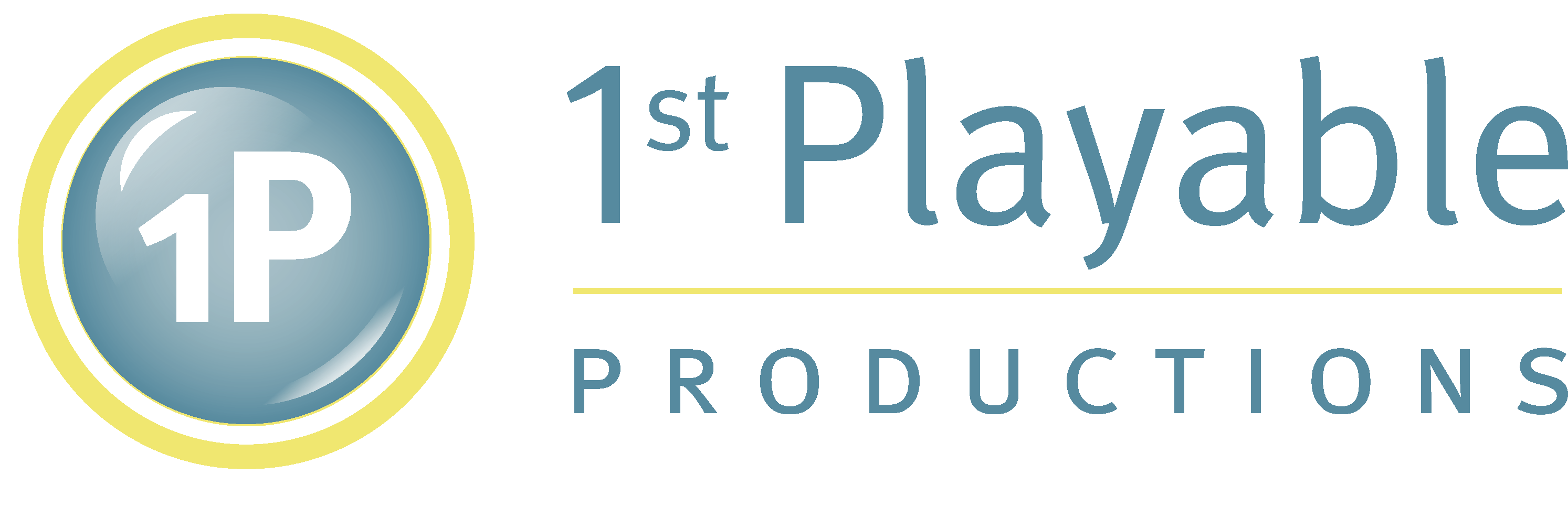1st Playable Productions logo