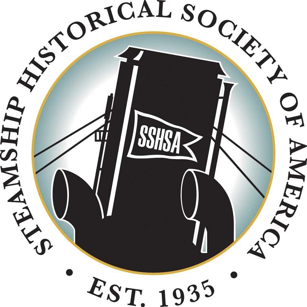 Steamship Historical Society of America (SSHSA) logo