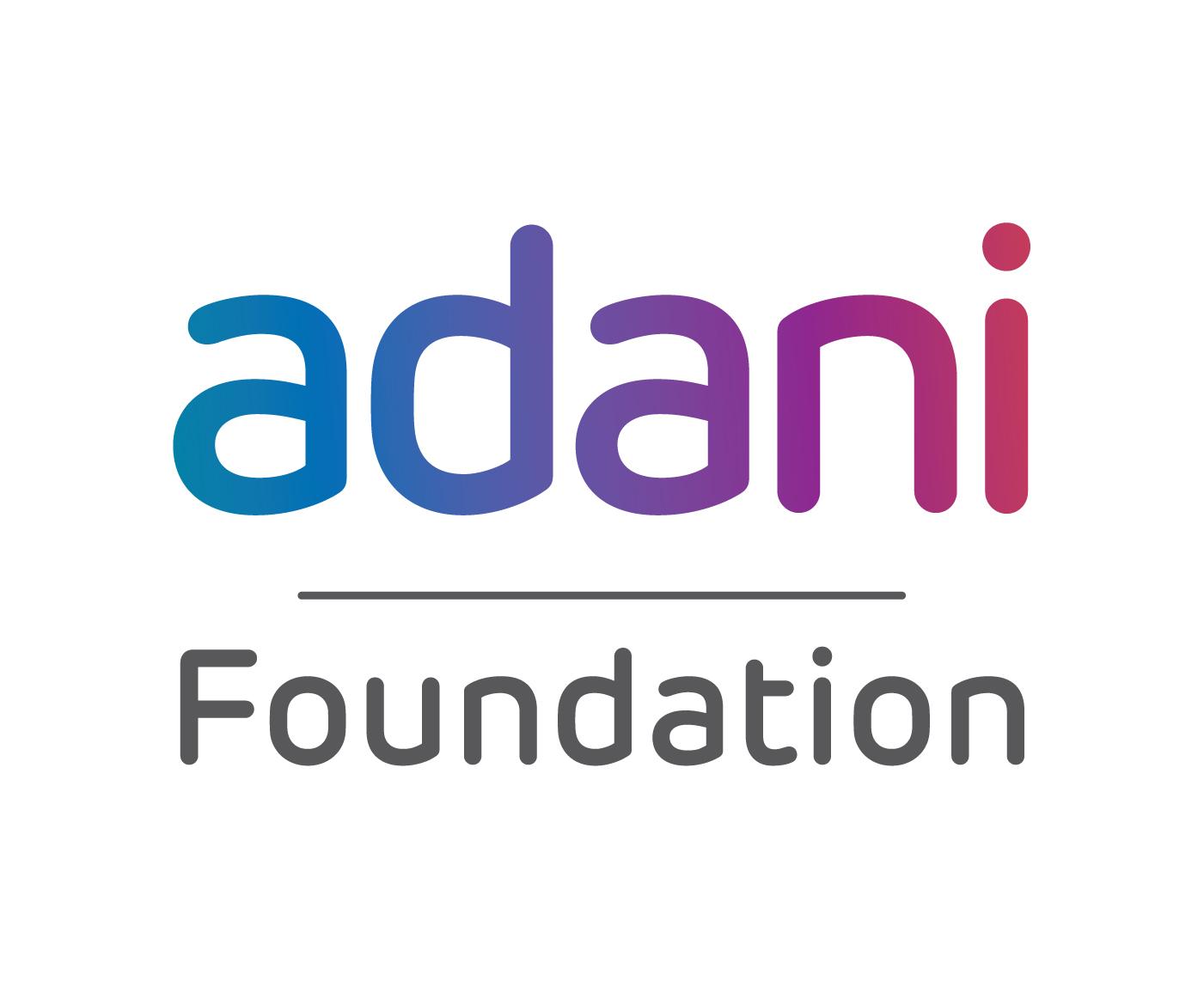 Adani Foundation logo
