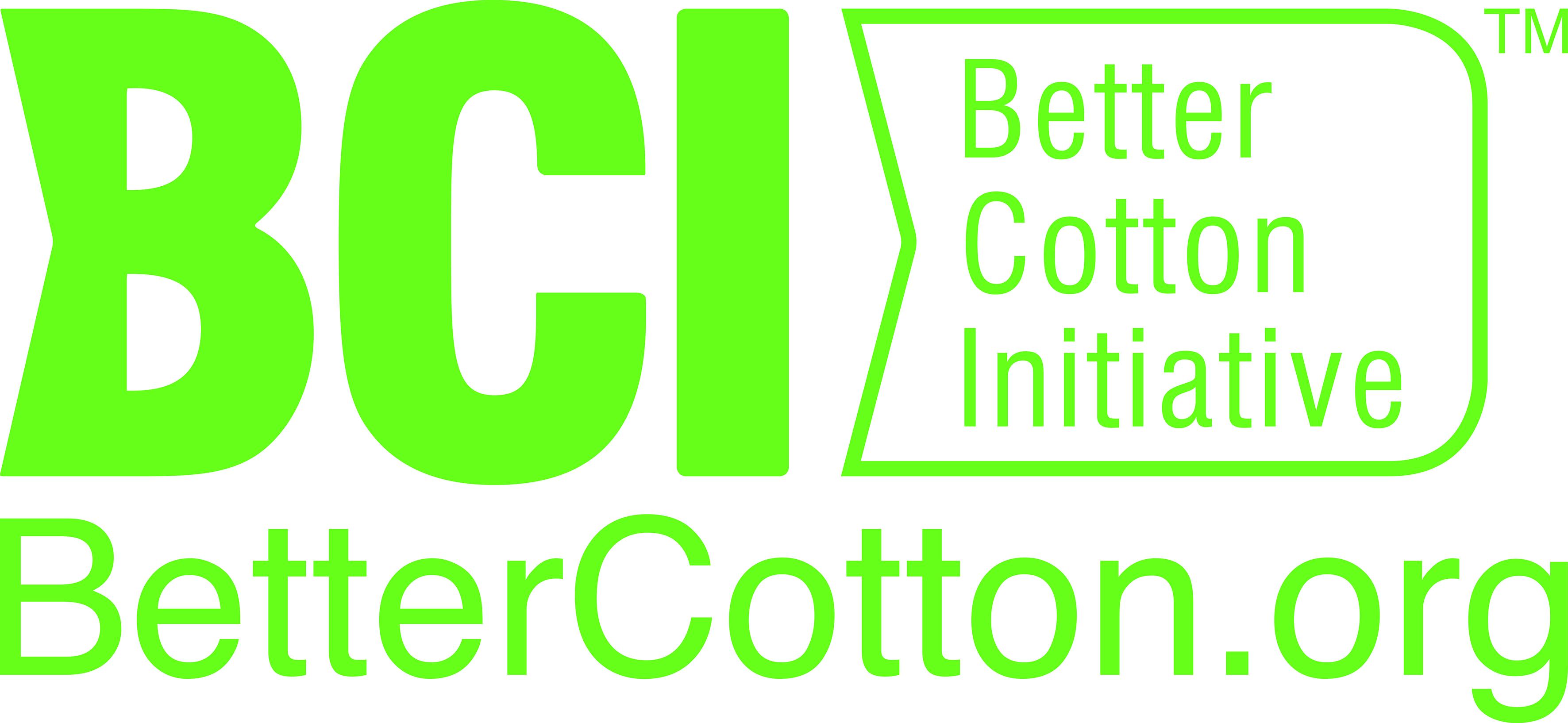 Better Cotton Initiative logo