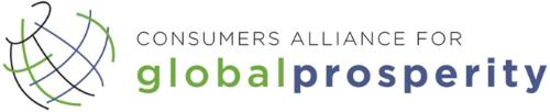 Consumers Alliance for Global Prosperity (CAGP) logo