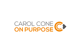 Carol Cone ON PURPOSE Logo