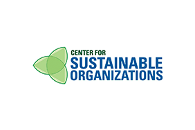 Center for Sustainable Organizations Logo