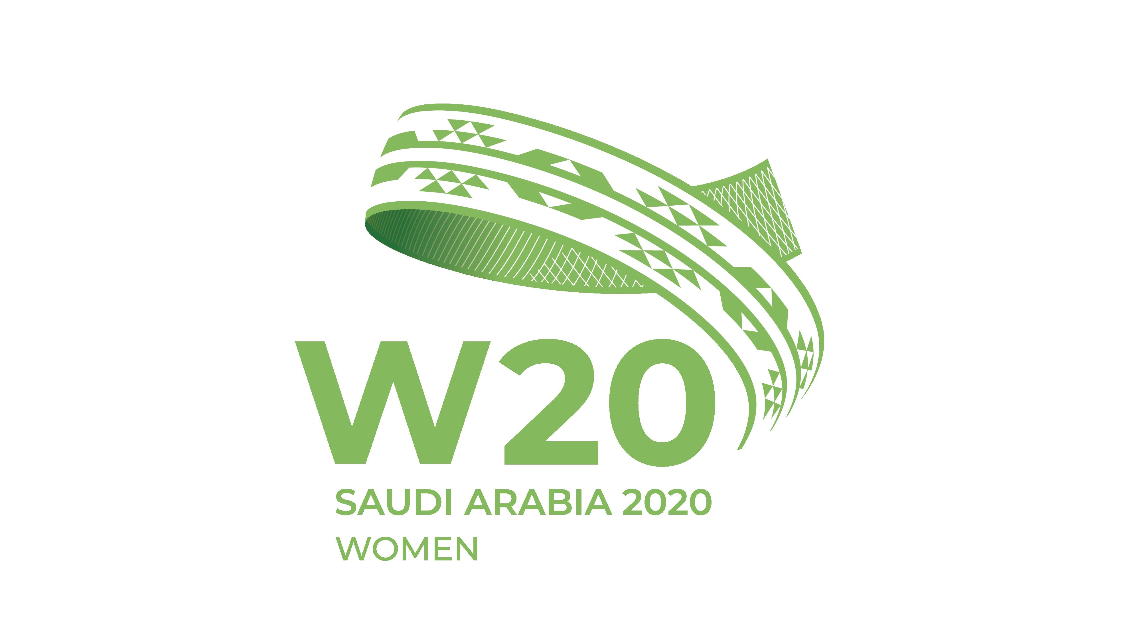 Women 20 (W20) logo