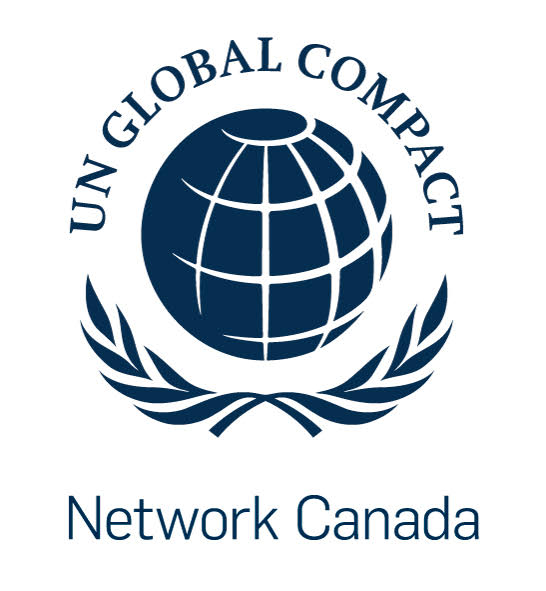 Global Compact Network Canada logo