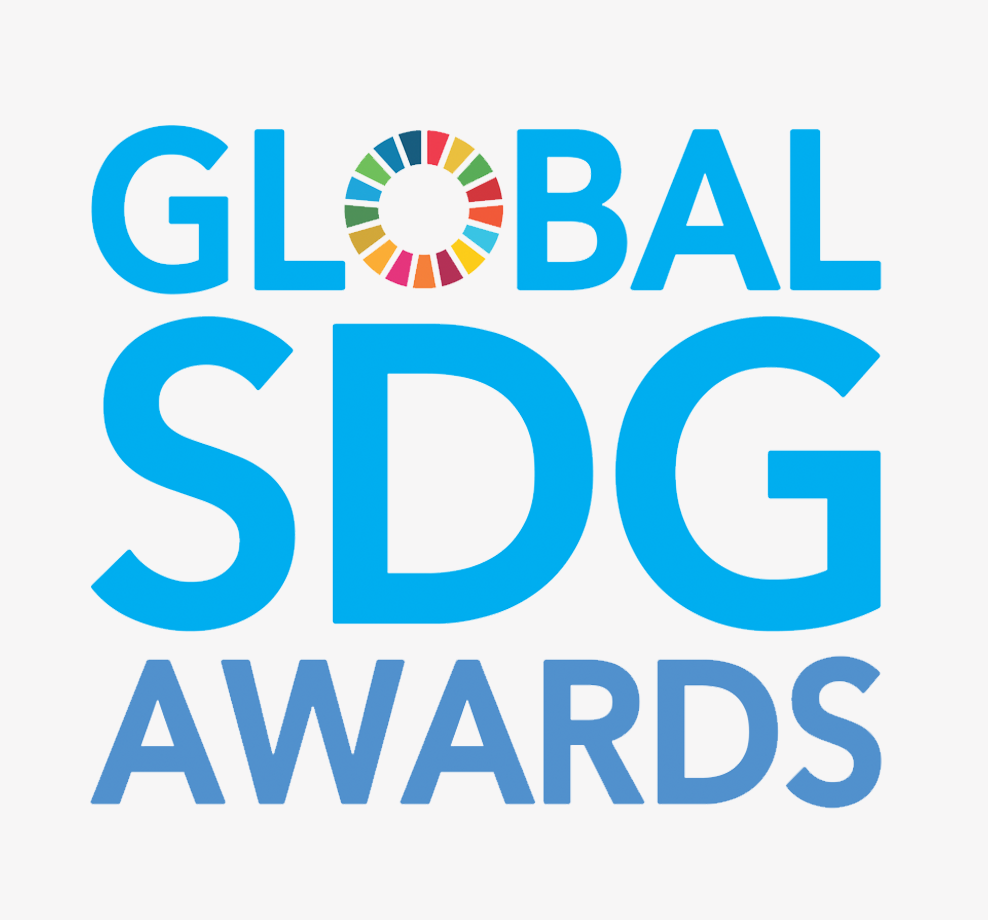 The Global SDG Awards logo