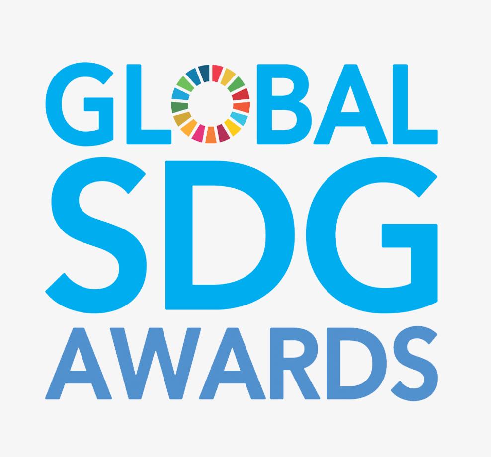 The Global SDG Awards logo