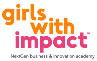 Girls With Impact logo