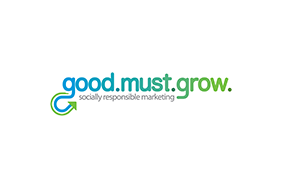 Good.Must.Grow. Logo