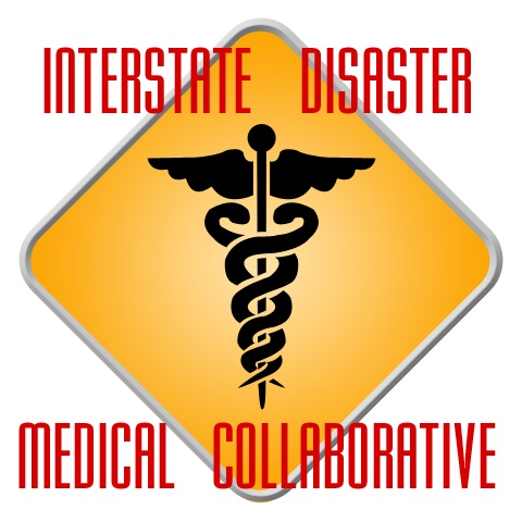 The Interstate Disaster Medical Collaborative logo
