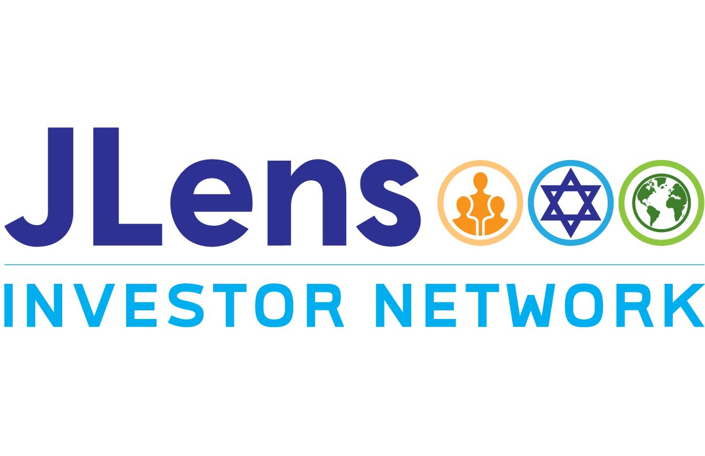JLens Investor Network logo