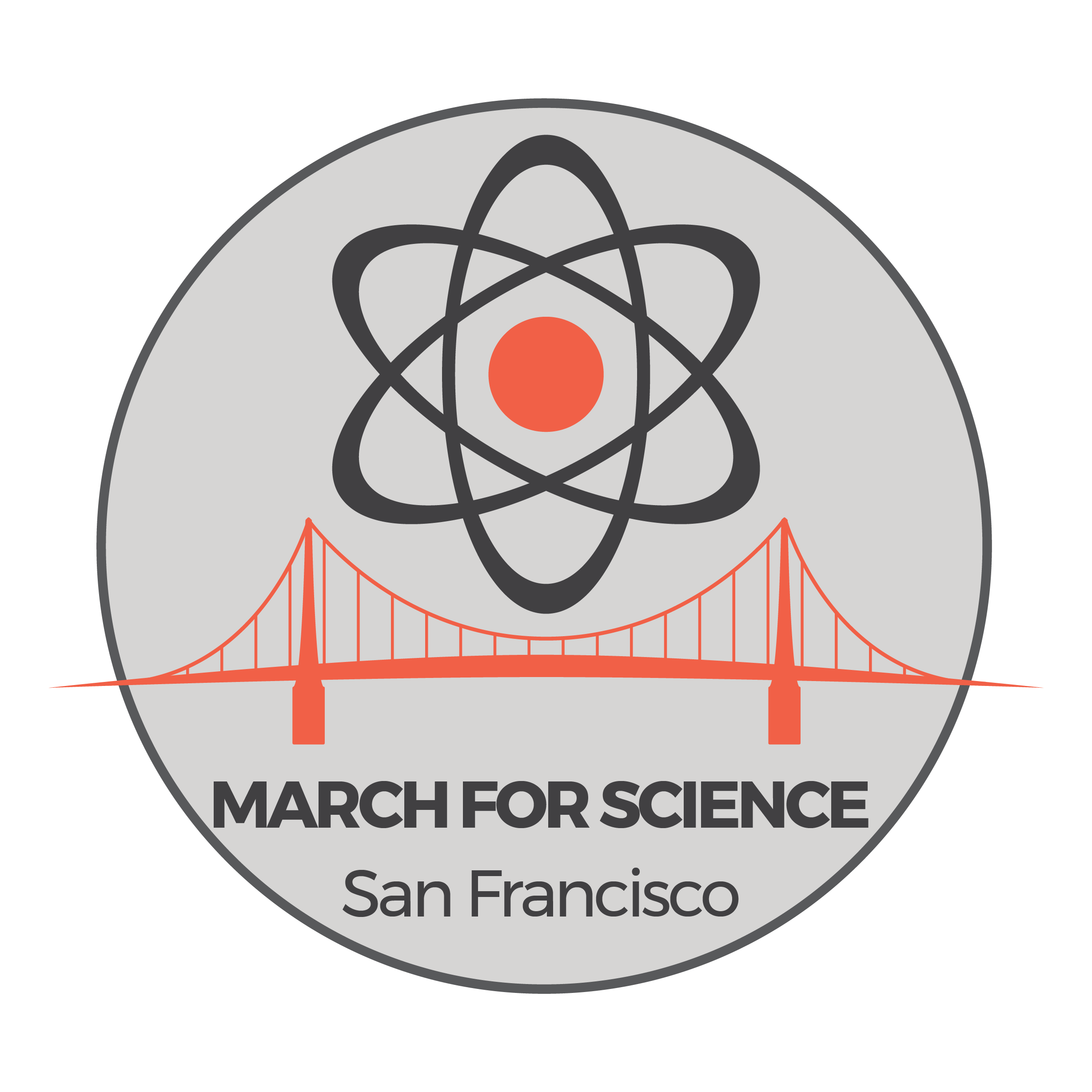 March for Science - San Francisco logo