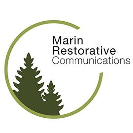 Marin Restorative Communications logo