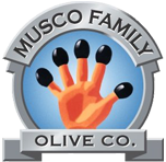 Musco Family Olive Company logo