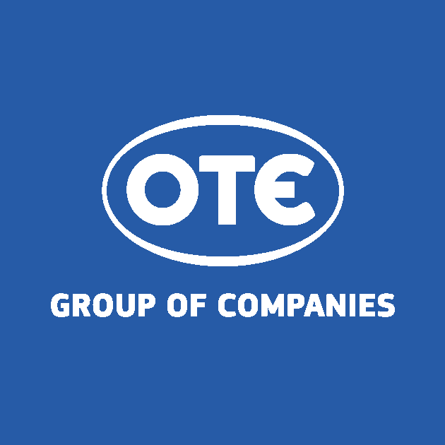 OTE Group of Companies logo