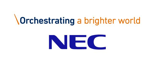 NEC Corporation logo