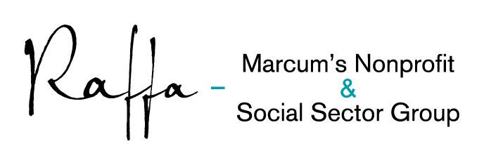 Raffa-Marcum's Nonprofit & Social Sector Group logo