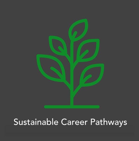 Sustainable Career Pathways logo