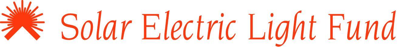 Solar Electric Light Fund logo