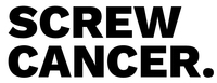 SCREW CANCER by grappleworks logo