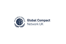 UN Global Compact Network UK Logo