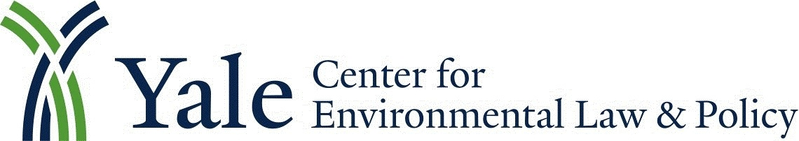 Yale Center for Environmental Law & Policy logo