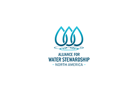 The Alliance for Water Stewardship logo