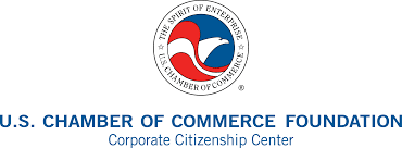 U.S. Chamber of Commerce Foundation Corporate Citizenship Center logo