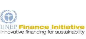 United Nations Environment Programme Finance Initiative (UNEP FI) logo