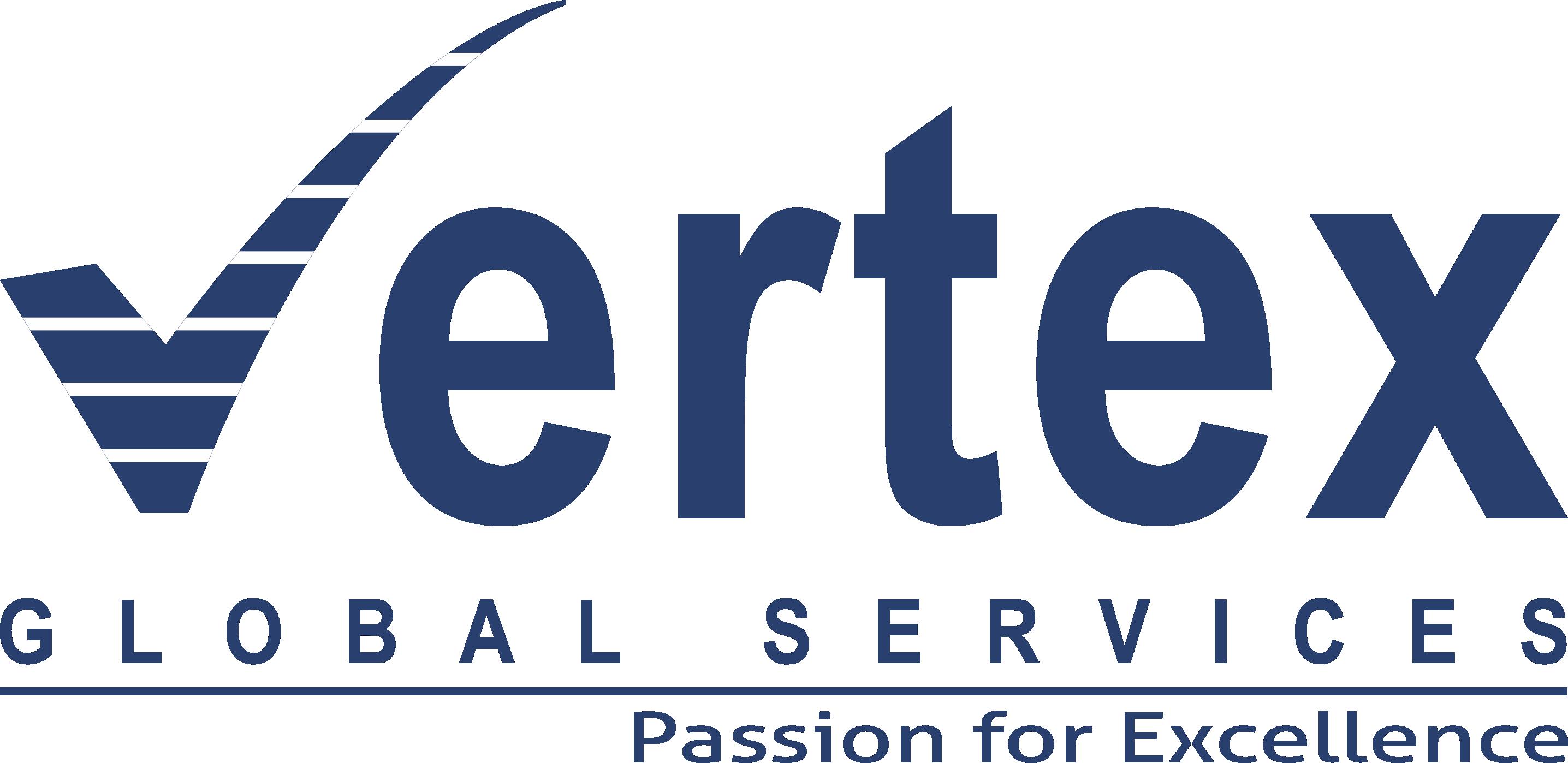 Vertex Global Services logo