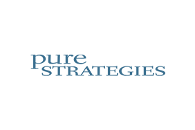 Pure strategies logo
