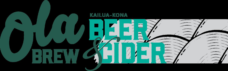 Ola Brew Co logo