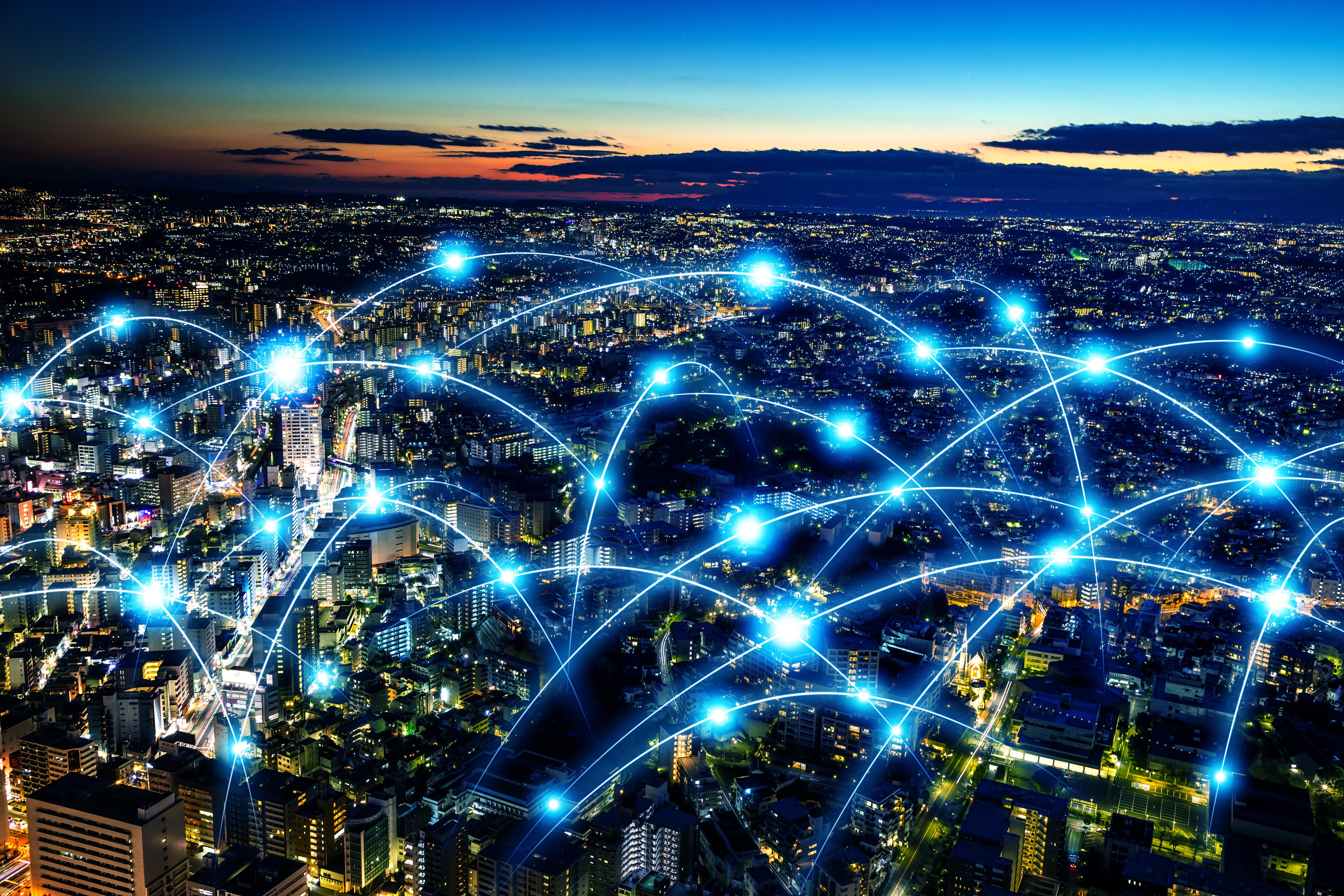 Telecommunications Image