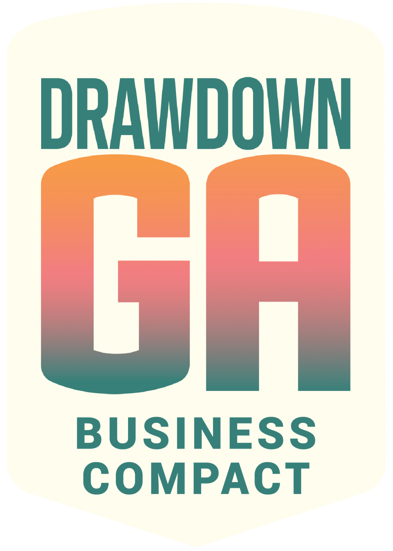 DRAWNDOWN GA Business Compact logo