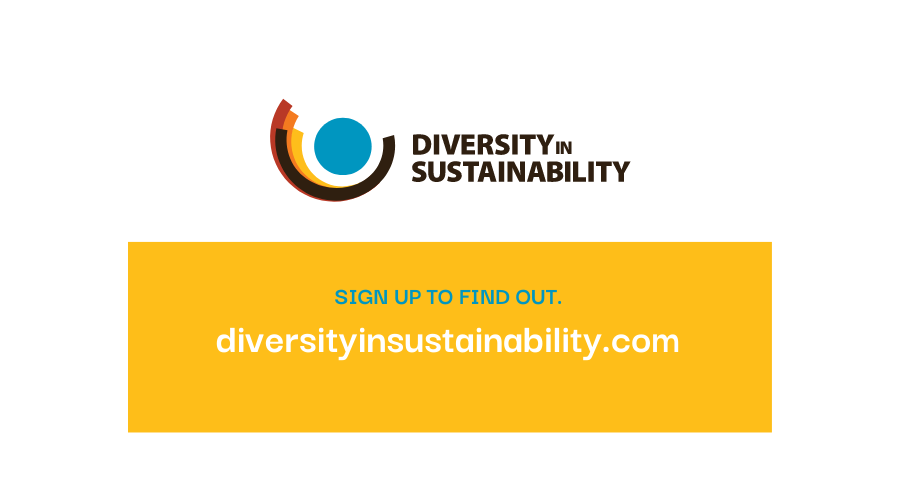 sign up to find out. diversityinsustainability.com