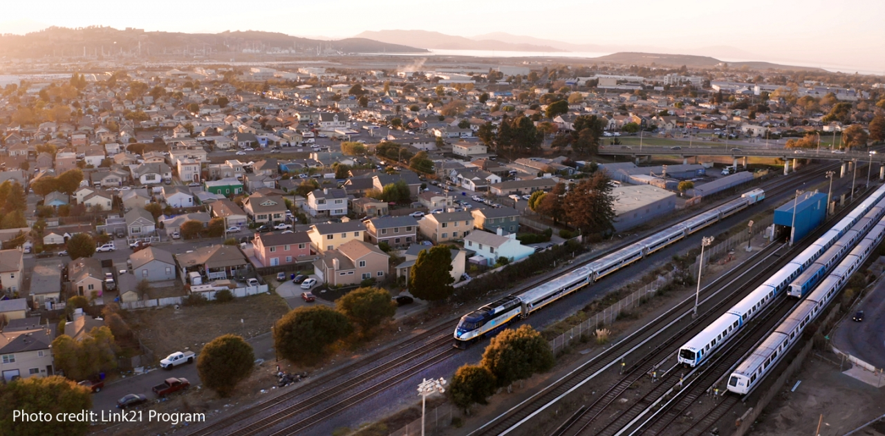 Arup/WSP JV will perform planning and engineering services for Link21's New Transbay Rail Crossing, which will connect Oakland and San Francisco through a new rail service across the San Francisco Bay.