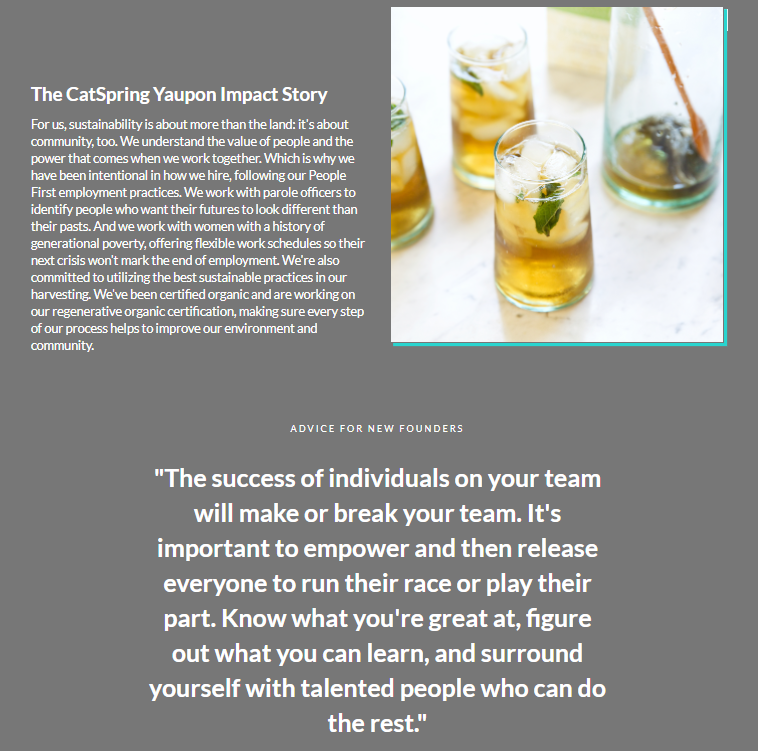 The success of individuals on your team will make or break your team. It's important to empower and then release everyone torun their race or play their part. Know what you're great at, figure out what you can learn, and surround yourself with talented people who can do the rest.