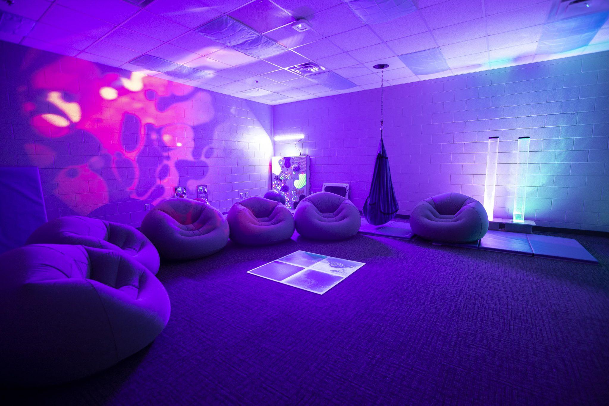 Commercial Carpet for School Sensory Rooms