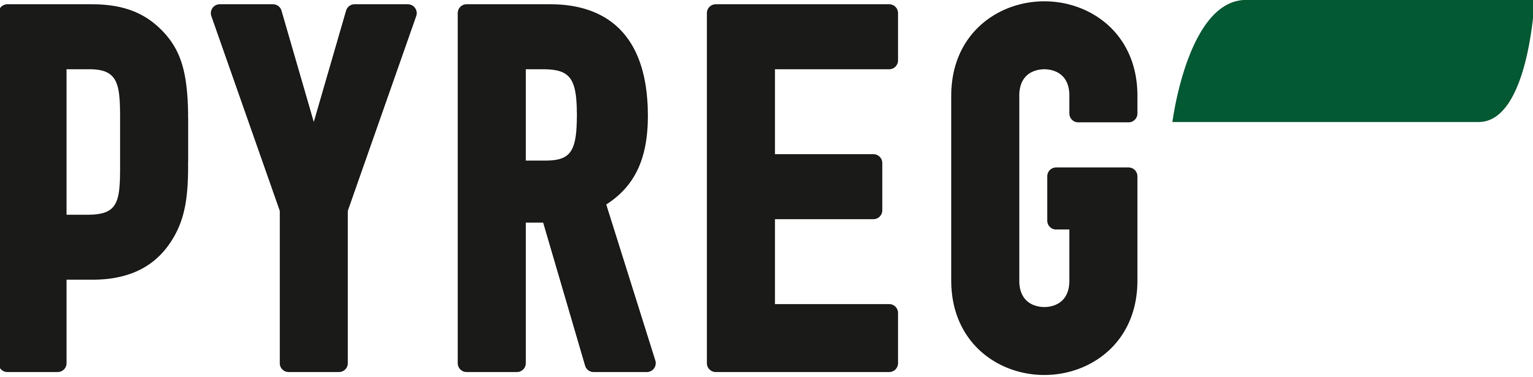 PYREG logo