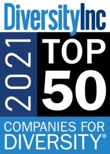 Diversity Inc Award Logo