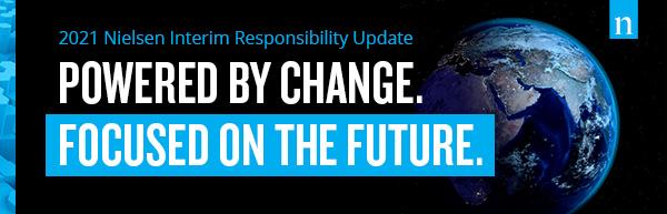 Nielsen's 2021 Interim Responsibility Update banner image