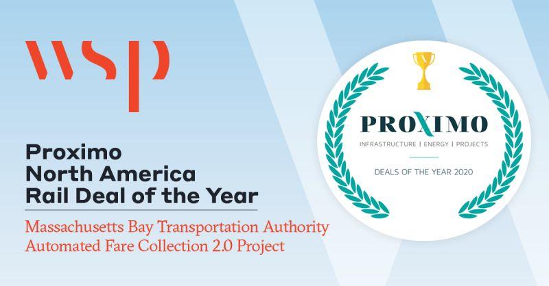 WSP +MBTA Award