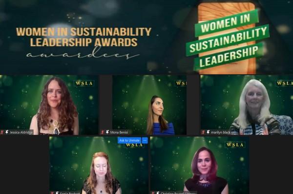 WSLA award winners