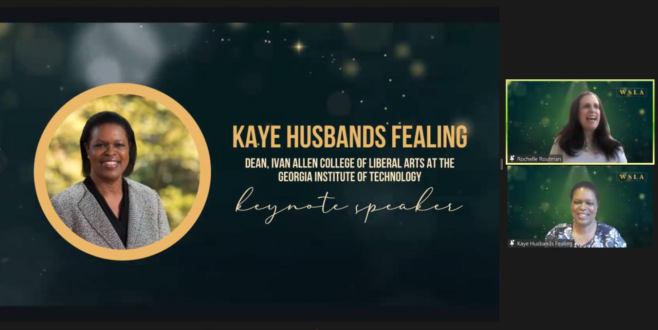 Kaye Husbands Fealing