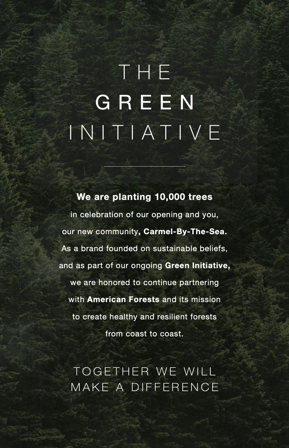 Carmel Green Initiative