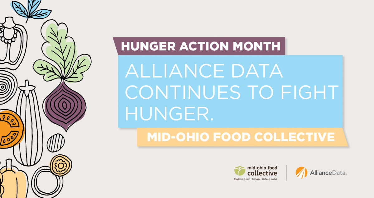Alliance data hunger action month