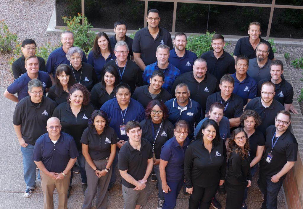 VMware team photo